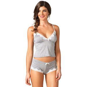 Пижамный комплект Jersey cami & short set