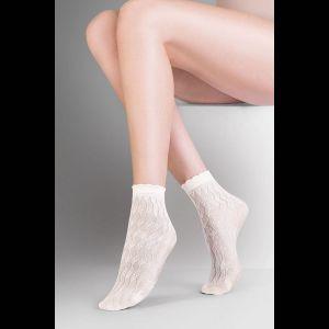 Ажурные носочки Ava с мягкой резинкой