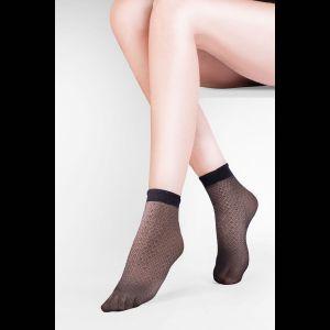 Носочки Flo с мягкой ажурной резинкой