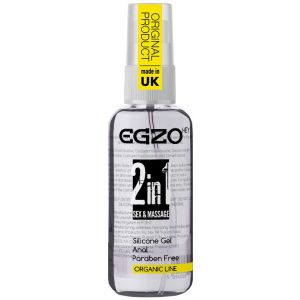 Анальный лубрикант на силиконовой основе EGZO HEY - 50 мл.