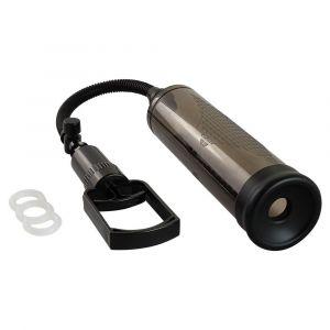 Дымчатая вакуумная помпа Discovery Light Boarder