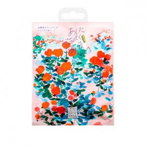 Соль-саше для ванн  Сад цветущих роз  с ароматом роз - 30 гр.