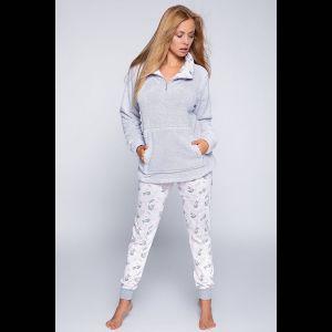 Оригинальная женская пижама Szop с кармашком-кенгуру