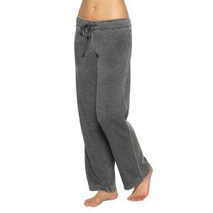 Мягкие флисовые брюки свободного кроя