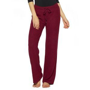 Мягкие и удобные брюки свободного кроя