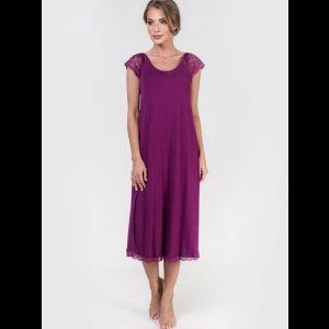 Элегантная женская сорочка с кружевом