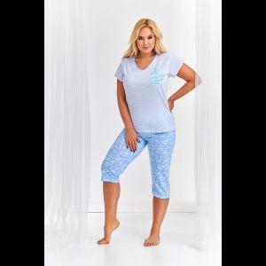 Женская пижама Donata с бриджами