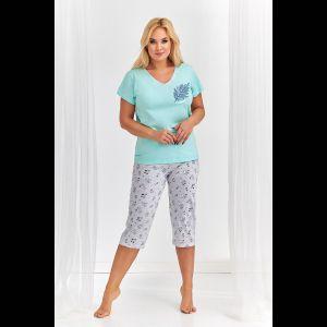 Оригинальная пижама Donata с бриджами