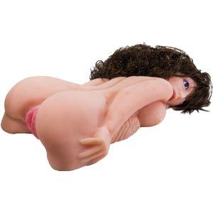 Реалистичная кукла большого размера
