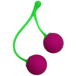 Вагинальные шарики Sweet Cherry со смещенным центром тяжести