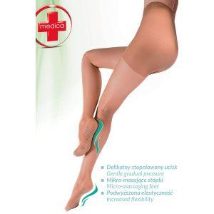Телесные колготки Medica Massage 20 den