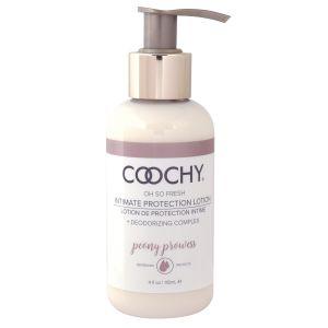 Защищающий лосьон с эффектом пудры COOCHY Peony Prowess - 118 мл.