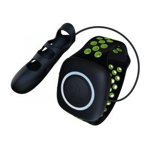 Уникальный вибропалец с пультом управления-браслетом Touche - размер S