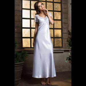 Элегантная длинная сорочка Lady in white