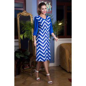 Пляжное платье Carlin длиной чуть ниже колена