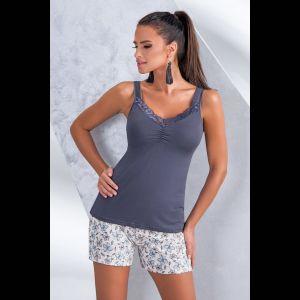 Легкий женский пижамный комплект Daria