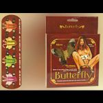 Золотая бабочка для клитора - фото 255746